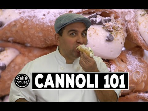 The Cake Boss Reveals His Secret Cannoli Cream Recipe  MUST WATCH!  Welcome to Cake Ep07