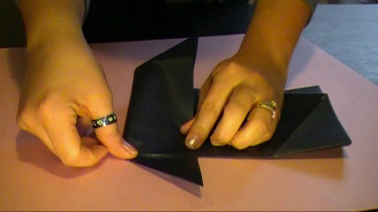Tarjeta Origami Para Todo Ocasión