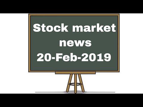 Stock market news #20feb2019 - nhpc, anil ambani, duke offshore, aarti industries 🔥🔥🔥