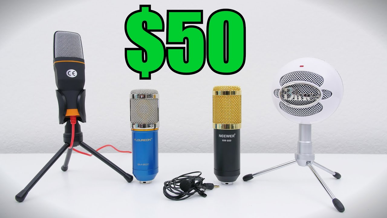 How to choose a good microphone for voice recording. Studio microphone for voice recording 75