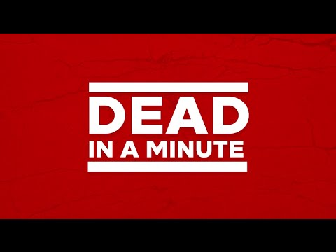 A.B. Original - Dead In A Minute feat. Caiti Baker (Official Lyric Video)