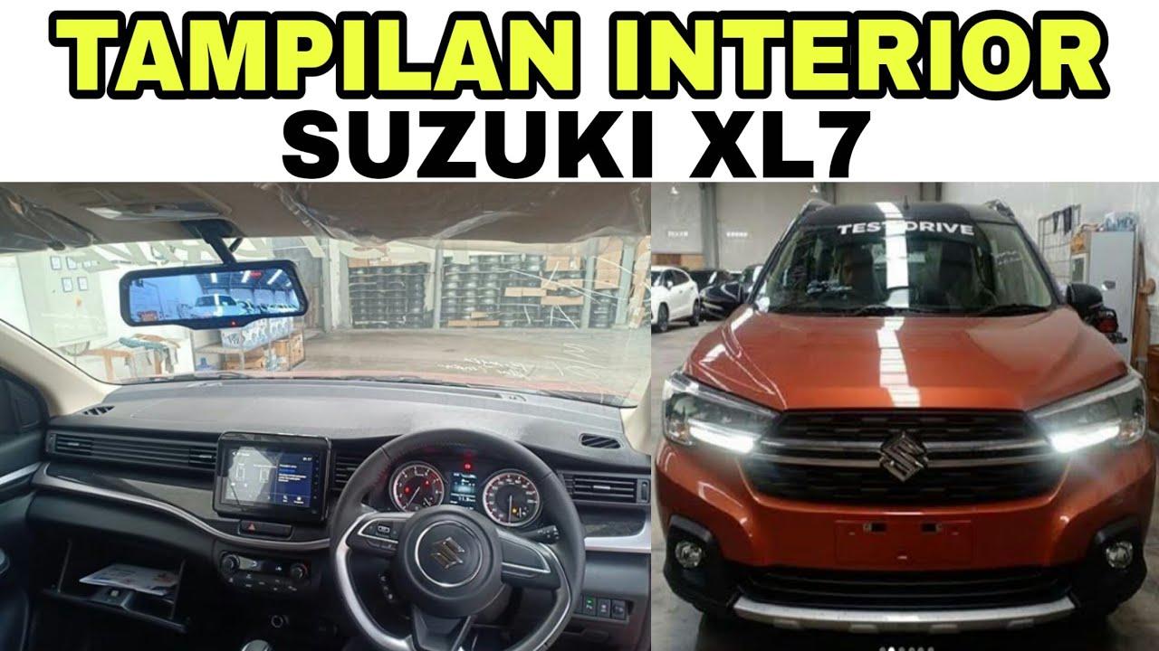Begini Tampilan Interior Suzuki Xl7 Yang Akan Meluncur Bulan Ini Youtube