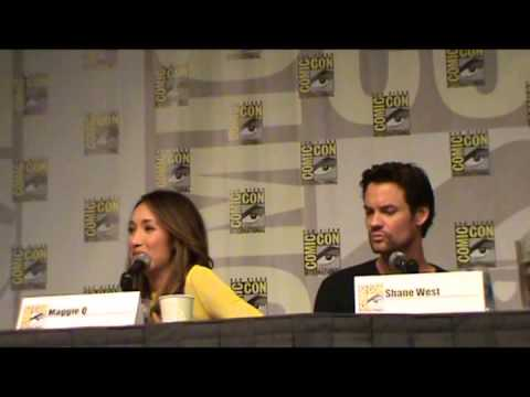 Nikita Panel at Comic Con 2011