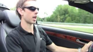 Mercedes SL500 Review