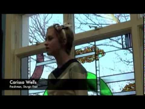 Poetry Out Loud 2014- Sturgis Charter School