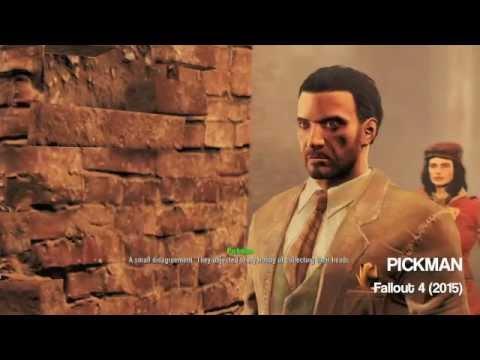 pickman fallout 4 youtube