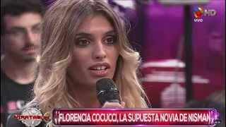 Florencia Cocucci en Intratables (Parte 2)