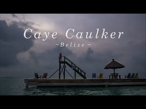 Caye Caulker, Belize - Travel Vlog