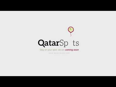 QatarSpots - A coming soon online map directory for Qatar places