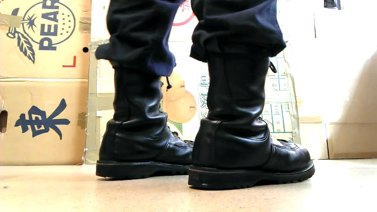 My Danner boots - YouTube