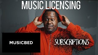 The Music Bed Membership Subscription Music Licensing Review   #TheDigitalStoryteller