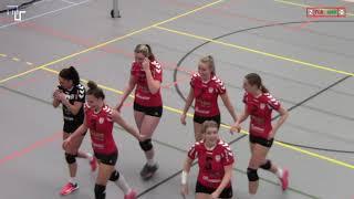 Volleybal Dames Promotieklasse B: Flash Nieuwleusen D2 - Emmen'95 D2 [23-11-2019]