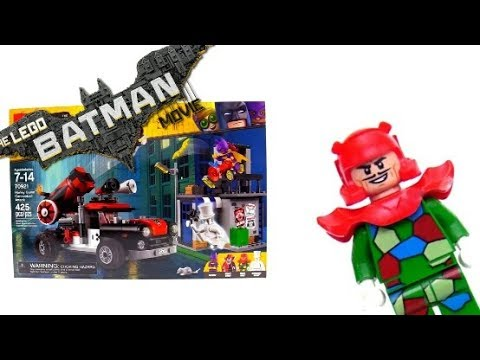Review: Crazy Quilt, The LEGO Batman Movie 2018 sets, Harley Quinn ...