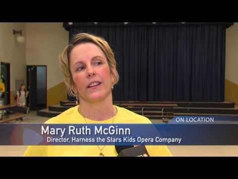 Stedwick Elementary School Opera  Called Strike 'N Spare