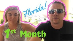 What to expect when moving to Florida   Our First month Living in Florida