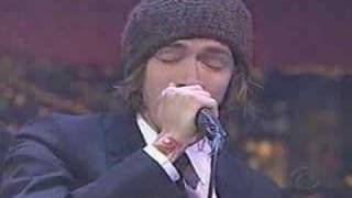 Incubus - Nice to know you (live on letterman)