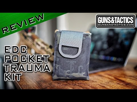 Best compact trauma kit? | Live The Creed EDC Pocket Trauma Kit Review