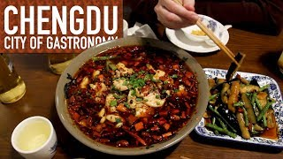 Poached Sichuan Fish (and a bar in China) // Chengdu: City of Gastronomy 13