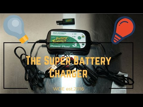 Battery Tender the best car, truck,or motorcycle battery charger? Here's the review! 💡