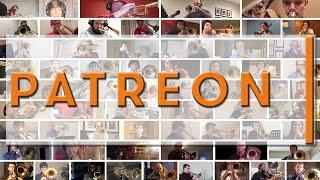 Shenandoah - Virtual Patreon Ensemble (from 8 Countries & 23 States!!)