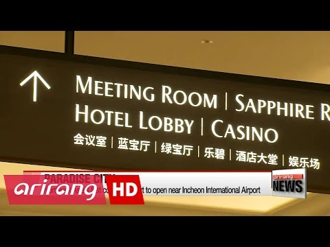 Northeast Asia's first resort complex to open near Incheon Int'l Airport