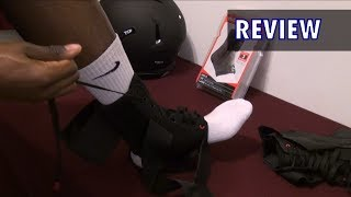 McDavid 195 Ankle Brace Review - Ep. 163