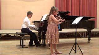Ivaylo Vassilev - Playgame for violin and piano in Baroque style