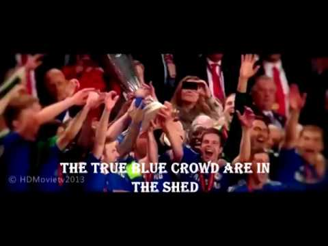 chelsea fc we LOVE YOU song