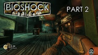 BioShock - Part 2: To loot or ride the main story train