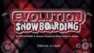 gamecube for ios- Evolution Snowboarding (Gameplay) gc4ios, dolphin emulator for ios