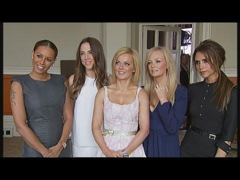 Spice Girls launch new musical Viva Forever: Interview
