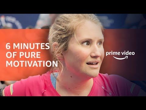 Brittany Runs A Marathon | Inspirational Clips | Prime Video