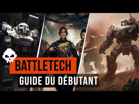 Battletech - Guide FR #3: Gérer et optimiser son personnel !