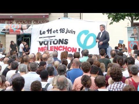 EN DIRECT - MÉLENCHON - Réunon publique à Marseille