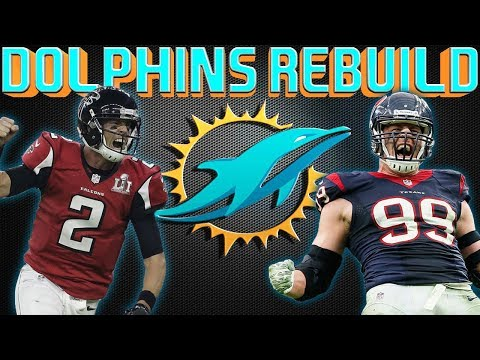 Rebuilding The Miami Dolphins - Defense Wins Championships - Madden 18 Franchise Rebuild