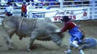 Good Bull Riding Wrecks