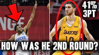 3 Rookies That Look Like Draft Steals In The 2018 NBA Summer League