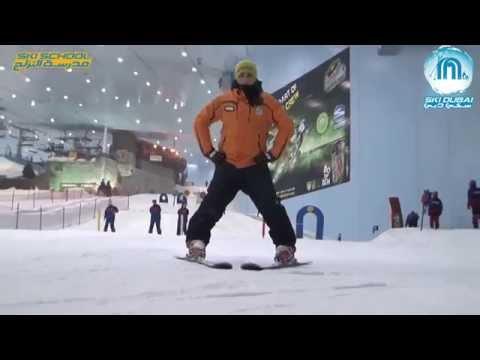 Ski Dubai Ski School: Beginner Skiing Lessons