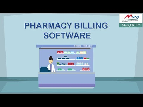 Pharmacy Software | Medical Store Software - MARG Erp [English]