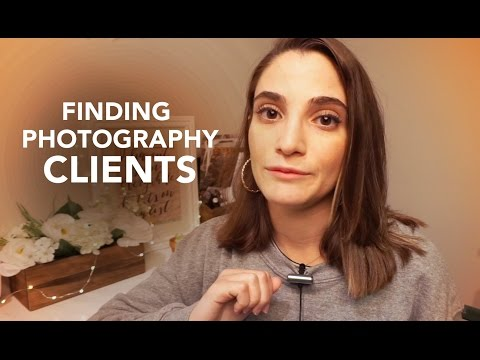 Finding Photography Clients & Making Money [ PART 1/2 ]
