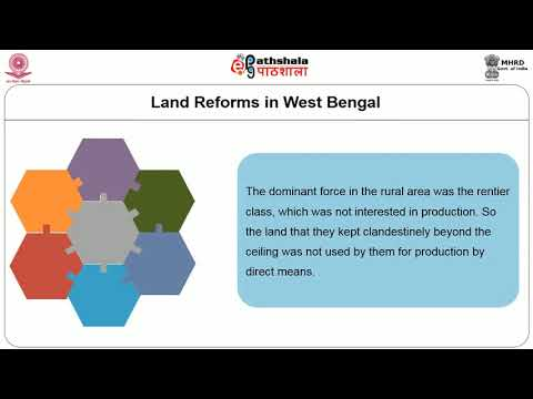 The Political Context of Land Reforms II