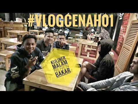 #VLOGCENAH01 - KULINER MALAM NENEN BAKAR (SUSU BAKAR) thumbnail