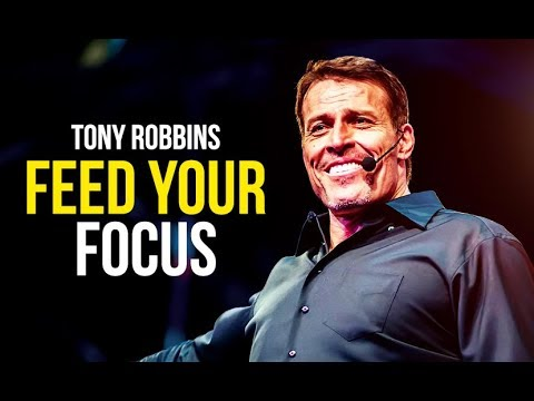 DOMINATE YOUR FOCUS – Motivational Video (ft. Tony Robbins)