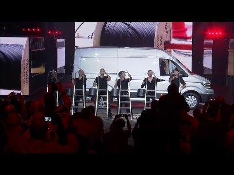 Volkswagen Crafter World Premiere (Full Press Conference)