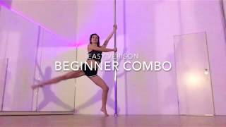 Beginner Pole Flow / 2 Ways to Dance this Combo