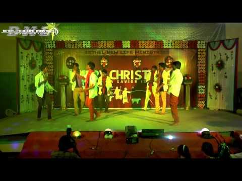 Jayamu Jayamu-Telugu Christian Dance Performed by B2W Boys-Bethel New Life Ministries(BNLM)