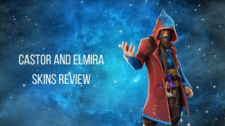 Castor et Elmira Fortnite Skin REVIEW