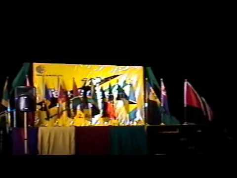 TELEGATHERING X  OPENING Jamaica 2004