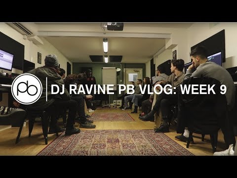 DJ Ravine Week 9: End of Term Assignments