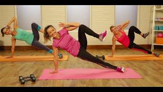 20-Minute 200-Calorie Blaster Workout | Class FitSugar